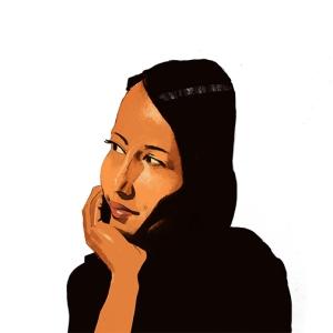 AM portrait study